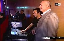 CEO Khalid Benhalima